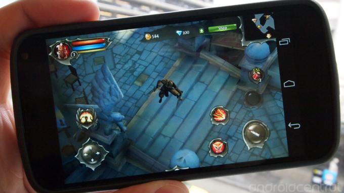 Mobile rpg dungeon hunter 4