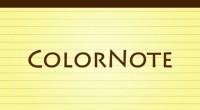 """ในวันนี้เรามีแอพพลิเคชั่นดีๆ สำหรับแจ้งเตือนทุกตารางนักหมายมาฝากกันนั้นก็คือ """"ColorNote"""" แอพพลิเคชั่น Notepad แสนสะดวกที่ช่วยเตือนความจำของคุณ โดยคุณสามารถบึนทึกข้อความต่างๆ ลงไปได้อย่างง่ายดาย พร้อมทั้งสามารถทำ Sticky ไปวางบนหน้าจอ Home Screen"""